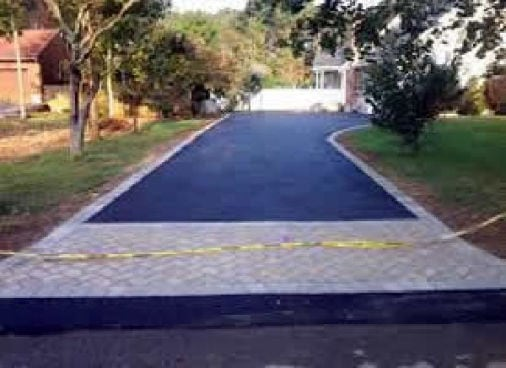 Residential Paving Job Photos - Bergen County NJ