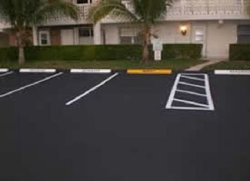 Commerial Parking Lot and Driveway Paving NJ