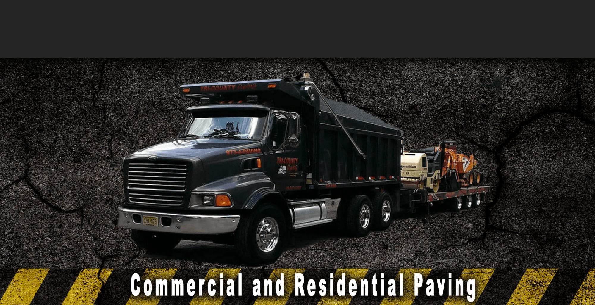 Tri-County Driveway and Parking lot Paving : New Jersey