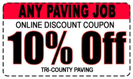 10% Off any Paving Job